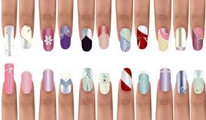 Easy Nail Designs For Beginners At Home Step Step Nail Arts Best ...