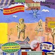 Charts Egypt Station I Dont Know Paul Mccartney Song Wikipedia