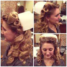 Retro Hair Style retro nurse pinup ideas for tomorrows shoot beauty in a dirty 4322 by wearticles.com