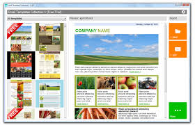 Email templates software screenshots | Email newsletter templates ...