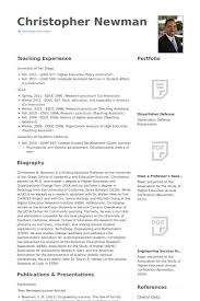 Curriculum Vitae Samples New Research Analyst Resume Samples VisualCV Resume Samples Database