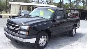 2007 CHEVROLET SILVERADO SINGLE CAB FOR SALE! LEISURE USED CARS ...