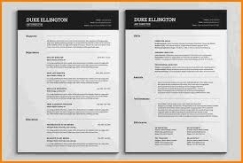 Two Page Resume Mesmerizing Two Page Resume Sample How To Format A Two Page Resume Resume Samples