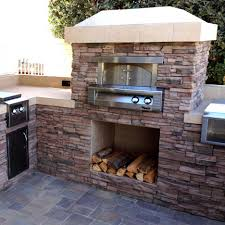... Large Size of Kitchen: Brickwood Ovens Pizza Oven Kit For Weber Outdoor  Fireplace Pizza Oven ...