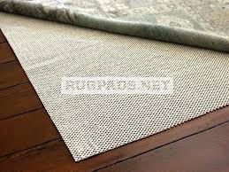 non skid rug mat non skid rug pad