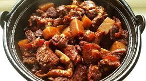红烧牛腩- 红烧牛腩做法、功效、食材- 网上厨房