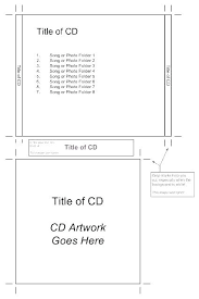 Cd Case Dimensions Template Cd Label Template Dimensions Cover Our Standard Bar Code