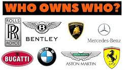 Car Company Ownership Chart Company Chart Car Ownership