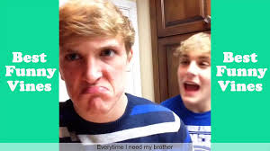 jake and logan paul 2015. Simple Jake Jake Paul Feat Logan Vine Compilation  Best Vines  Funny Video Dailymotion In And 2015 L