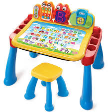 amazoncom vtech touch and learn activity desk deluxe toys  games