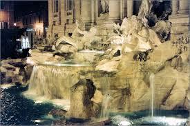 Städtetrip nach rom, in die ewige stadt? Rom Der Trevibrunnen Und Die Spanische Treppe