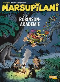 Marsupilami 2: Die Robinson-Akademie: Abenteuercomics für Kinder ab 8 (2) :  Franquin, André, Dugomier, Batem: Amazon.de: Bücher