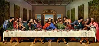 brilliant messages da vinci s last supper