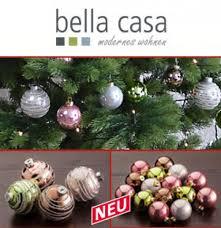 Bella Casa Echtglas Christbaumschmuck Romantisch Von Norma