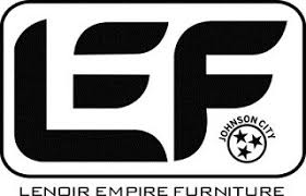 LEF logo Lenoir Empire Furniture