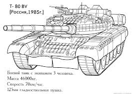 Tank Coloring pages - Free Coloring Pages - War - military - #26 ...