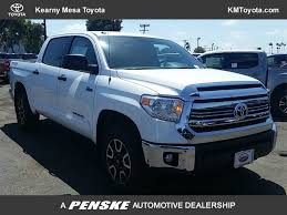 2017 New Toyota Tundra 4WD SR5 CrewMax 5.5' Bed 5.7L at Kearny ...