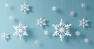Christmas Snowflakes Pictures The Best 10 Paper Snowflakes You Can Diy For Christmas