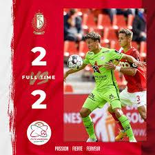 Full Time | Standard de Liège 🆚 Zulte... - Standard de Liège