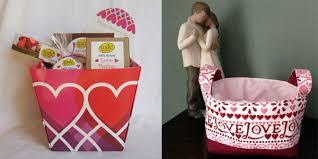 inspiring valentine s day basket ideas