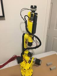 license the text of 6 axis open source robot arm is now on kickstarter by all3dp is licensed under a creative commons attribution 4 0 international