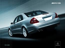 2003 - 2006 Mercedes E55 AMG Review - Top Speed