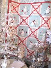 Best 25+ Snowman quilt ideas on Pinterest   Winter quilts, Sharon ... & Snowman quilt found at Holly Hill Quilt Shoppe Adamdwight.com