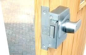 External Door Locks Front Door Lock Types Door Lock Types Exterior