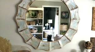 sofa table decor. Mirror Over Sofa Decorating With Mirrors Behind Sofas Family Room Table Decor T