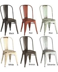 distressed metal furniture. Vintage Distressed Rustic Metal Dining Chairs , Grey Distressed Metal Furniture A