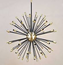 black sputnik chandelier light black brass sputnik contemporary lighting chandelier fine lighting black sputnik chandelier uk