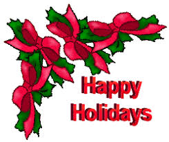 Image result for holiday recess clipart