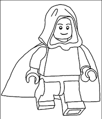 Small Picture Art Exhibition Lego Star Wars Coloring Book at Children Books Online