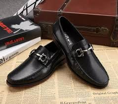 men genuine leather shoes luxury handmade loafers slip on italian brand designer male dress shoes big size 45 shoes fashion shoes from emma wu2