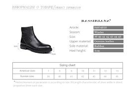 <b>Bassiriana</b> 2018 <b>New winter</b> shoes from genuine leather men's ...