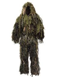 sniper camo ghillie suit i need one of these to be like uncle si