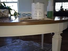 Chalk Paint Dining Room Table Painting A Dining Room Set Day 4 Shawna Jeannine