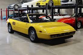 Used 1989 Ferrari Mondial T For Sale Right Now Cargurus
