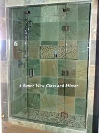 beautiful glass shower door how to install glass shower door cost sliding frameless glass shower
