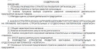 Дипломная работа РАЗРАБОТКА стратегии развития предприятия
