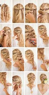 wedding checklists] bridal beauty tips 11 wedding hairstyle ideas Wedding Hairstyles Step By Step french braid twist [wedding checklists] bridal beauty tips 11 wedding hairstyle ideas fancy hairstyles step by step for wedding