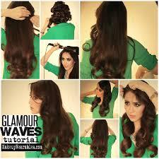 Occasion Hair Style kim kardashian blonde old hollywood waves hair style tutorial video 1148 by stevesalt.us