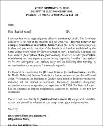Letter Template For Students Ideal Vistalist Co