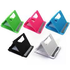 universal adjule foldable cell phone tablet desk stand holder smartphone mobile phone bracket for ipad samsung