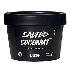 Salted Coconut | <b>Hand Scrub</b> | Lush Fresh Handmade Cosmetics CA