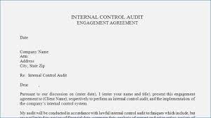 Audit Engagement Letter Sample Template Adorable Audit Engagement Letter Sample Fresh Luxury Audit Engagement Letter