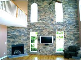 faux fireplace rock cover faux stacked stone fireplace pictures painting faux rock fireplace