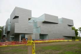 University Of Iowa Building By Steven Holl Is Nearly