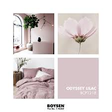 Boysen Virtuoso Color Chart Featured Color Boysen Color Palette Bcp1218 Odyssey Lilac