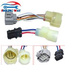 for honda crx civic obd0 to obd1 ecu jumper conversion harness obd0 to obd1 ecu distributor adaptor connector wire harness cable for honda crx civic prelude acura